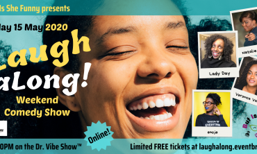 May 15: Laugh aLong Weekend Comedy Show